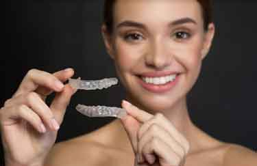 Invisible Teeth Retainer